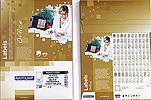 R0100.1123C | RayFilm bílé matné inkjet/laser/copy etikety (210x297) - A4 - 20 listů