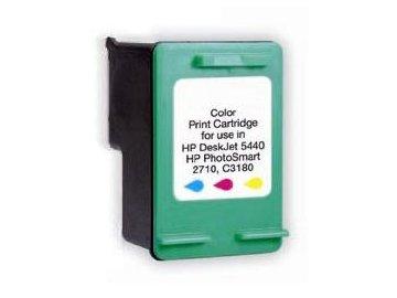 BULK HP 343 color - inkoustová náplň barevná - C8766EE