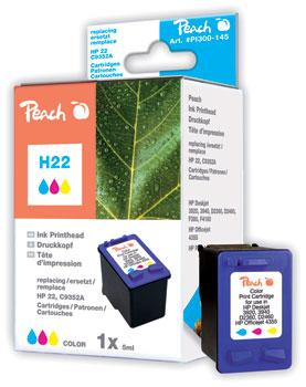 PI300-145 | Peach HP 22 (C9352AE), barevná (color), kompatibilní