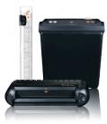 Peach sada PBP200: laminátor PL718 + skartovač PS400-40 + ruční řezačka papíru PC100-04