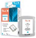 PI300-165 | Peach HP C9386AE, inkoustová náplň č. 88 XL azurová (cyan)