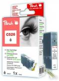 PI100-132 | Peach Canon CLI-526 gy (CLI526, CLI 526, C526) šedá (gray) s čipem (chip)
