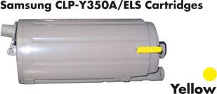 Peach Samsung Toner CLP-Y350A/ELS, yellow, PT108