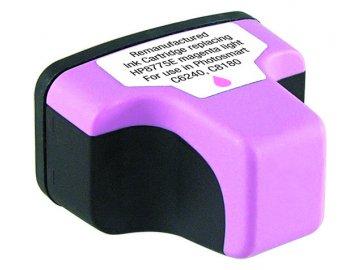 BULK HP C8775EE, No. 363 inkoustová náplň light purpurová (magenta light)