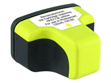 BULK HP C8773EE, No. 363 inkoustová náplň žlutá (yellow)