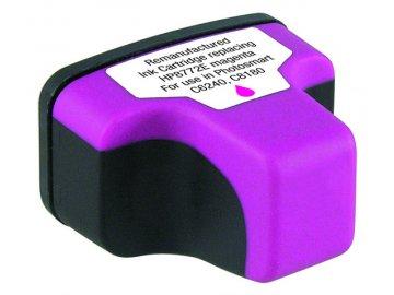 BULK HP C8772EE, No 363 - inkoustová náplň purpurová (magenta)