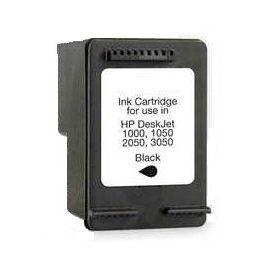 BULK HP 301 XL, CH563EE - inkoustová náplň černá (black), REM, OEM