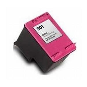 BULK HP 901 (CC656AE) inkoustová náplň barevná (color)