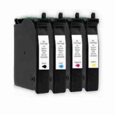 BULK Epson T1285 (T1281-T1284) combipack (CMYK) kompatibilní