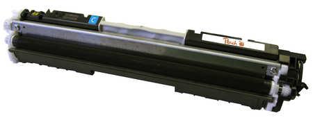 BULK Toner azurový kompatibilní s HP 126A, CE311A - 1000 stran