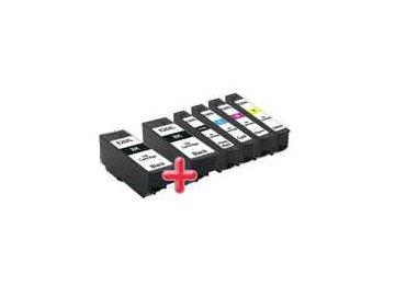BULK Sada inkoustových náplní Epson No.26XL, kompatibilní s T2616 a T2636 (2x T2621)