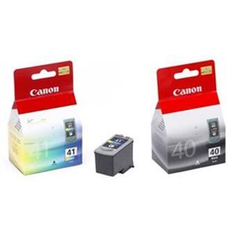 0615B043 | Canon PG-40/CL-41 Multi Pack černá+barevná - original