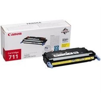 Canon CANON TONER CRG-711Y for LBP5300