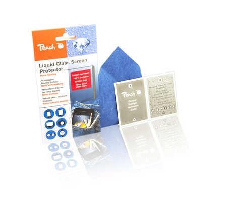 PA109 | Peach Tekuté tvrzené sklo - ochranná NANO vrstva pro displeje