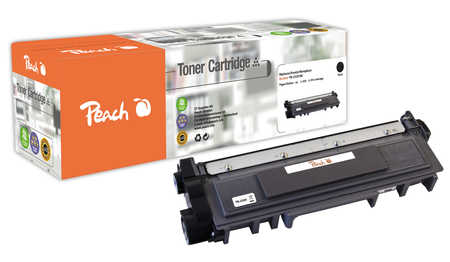 PT551 | Peach Černý toner kompatibilní s Brother TN-2320 - 2600 stran