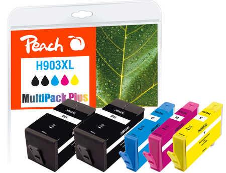PI300-768 | Combi pack plus Peach inkoustových náplní s čipem kompatibilní s 903XL