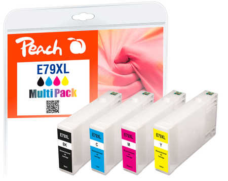 PI200-456 | Sada Peach MultiPack, kompatibilní s Epson 79XL (bk, c, m, y), REM