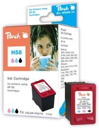 PI300-14 | Peach HP 58 (C6658A), foto barevná (photo color)