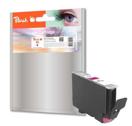 BULK Canon BCI-3e inkoustová náplň purpurová (magenta)