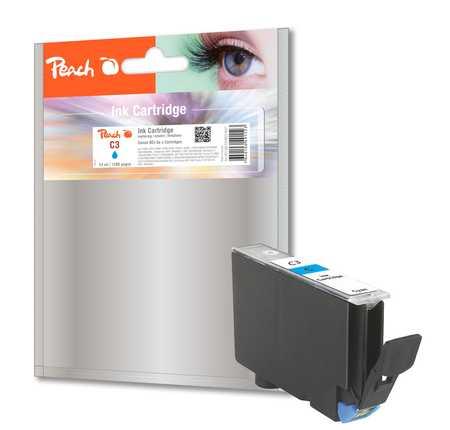 BULK Canon BCI-3e inkoustová nápň azurová (cyan)