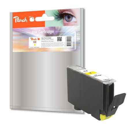 BULK Canon BCI-3e inkoustová náplň žlutá (yellow)