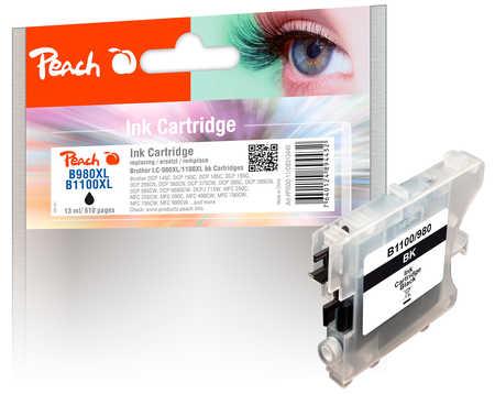 PI500-11 | Peach Brother LC-980 / LC-1100 (LC980, LC 980, B980, LC1100, LC 1100, B1100) černá (black)