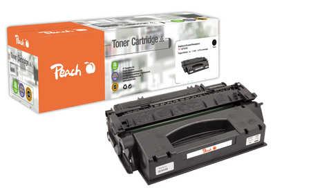 PT942 | Peach toner HP Q7553X, černý (black), kompatibilní