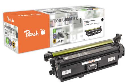 PT204 | Peach toner černý (black), kompatibilní s HP CE260A
