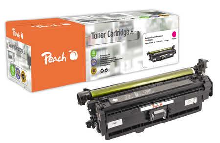 PT207 | Peach toner purpurový (magenta), kompatibilní s HP CE263A