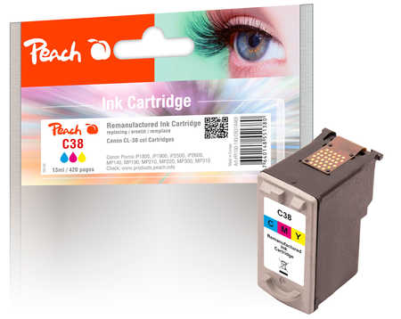 PI100-143 | Inkoustová náplň Peach, color, CL-38