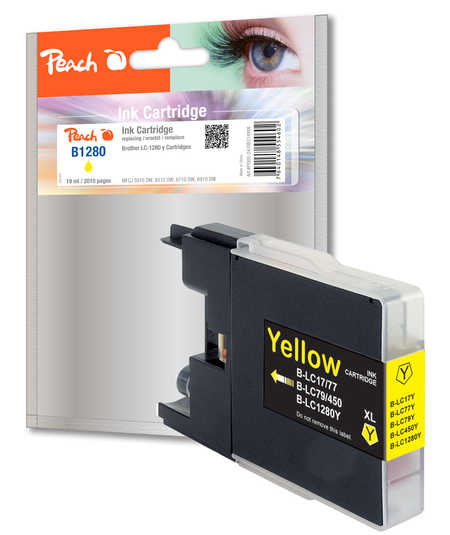 PI500-54   Peach Brother LC-1280, yellow
