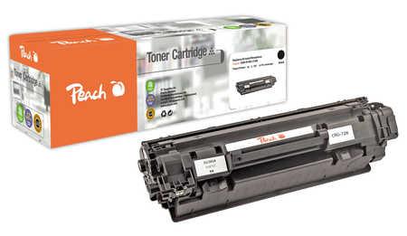 PT282 | Peach toner Canon CRG-728, černý (black), kompatibilní