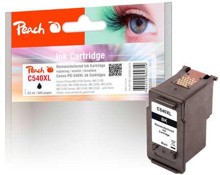 PI100-156 | Peach Canon PG-540XL, inkoustová náplň černá (black)