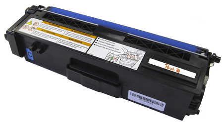 B325C | BULK toner Brother TN-2220, azurový (cyan), kompatibilní