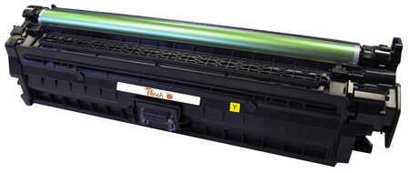 BULK toner žlutý (yellow), kompatibilní s HP No 650, CE272A y