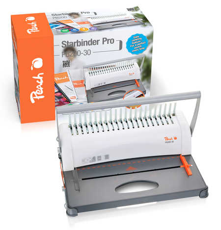 Peach Star Binder Pro PB200-30