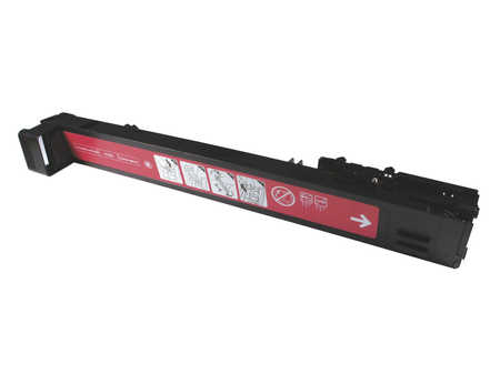 Toner BULK purpurový (magenta), kompatibilní s HP CB383A