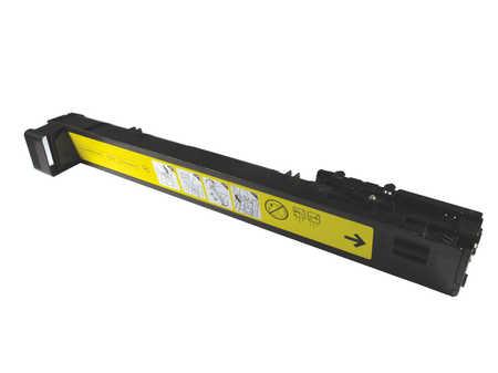 Toner BULK žlutý (yellow), kompatibilní s HP CB382A