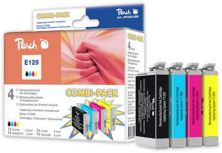 PI200-209 | Peach Multi Pack kompatibilní s Epson T1295